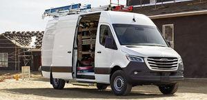 Notable Upgrades to 2019 Mercedes-Benz Sprinter Vans