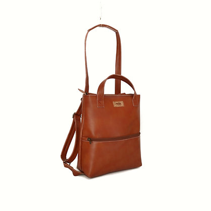 Tan, 3-in-1 Milo Bag