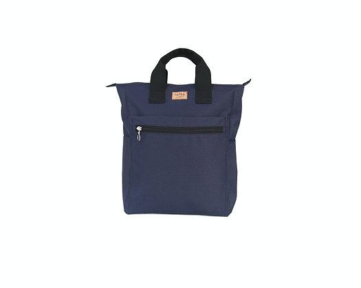 Blue Cordura,Monar Zipper Backpack