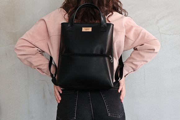 Black, 3-in-1 Milo Bag