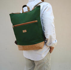 Lasal Canvas Backpack