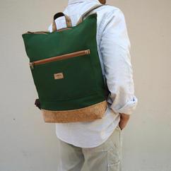 Lasal Canvas Backpack