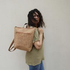 Lasal Cork Backpack