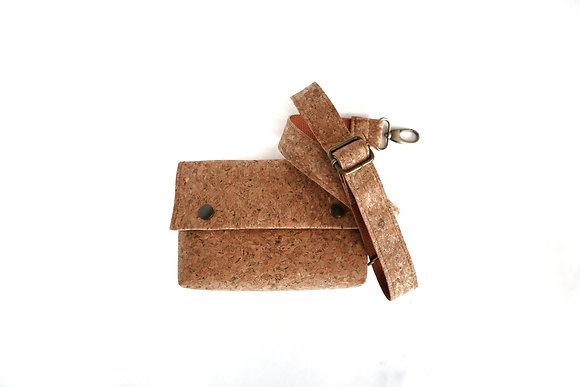 Cork Belt Bag