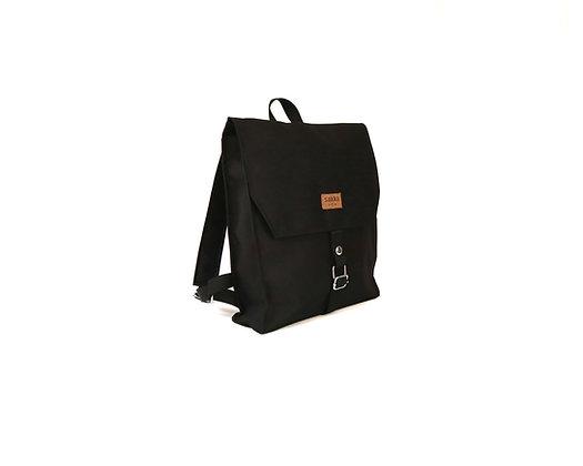 Black Cordura,Mica Flap Backpack