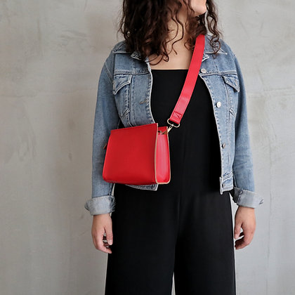 Red, Arya Belt Bag