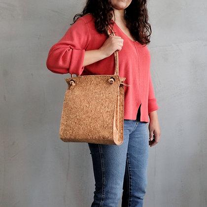 Cork, Knots shoulder bag