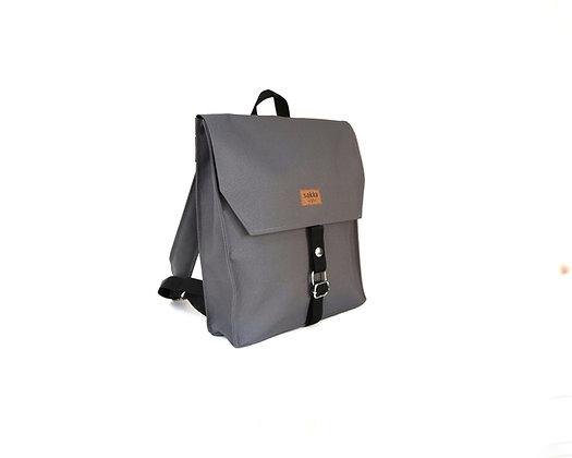 Gray Cordura,Mica Flap Backpack