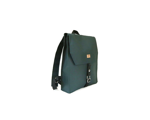 Forest Green Cordura,Mica Flap Backpack