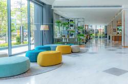 Holiday Inn & Suite City Rayong Lobb