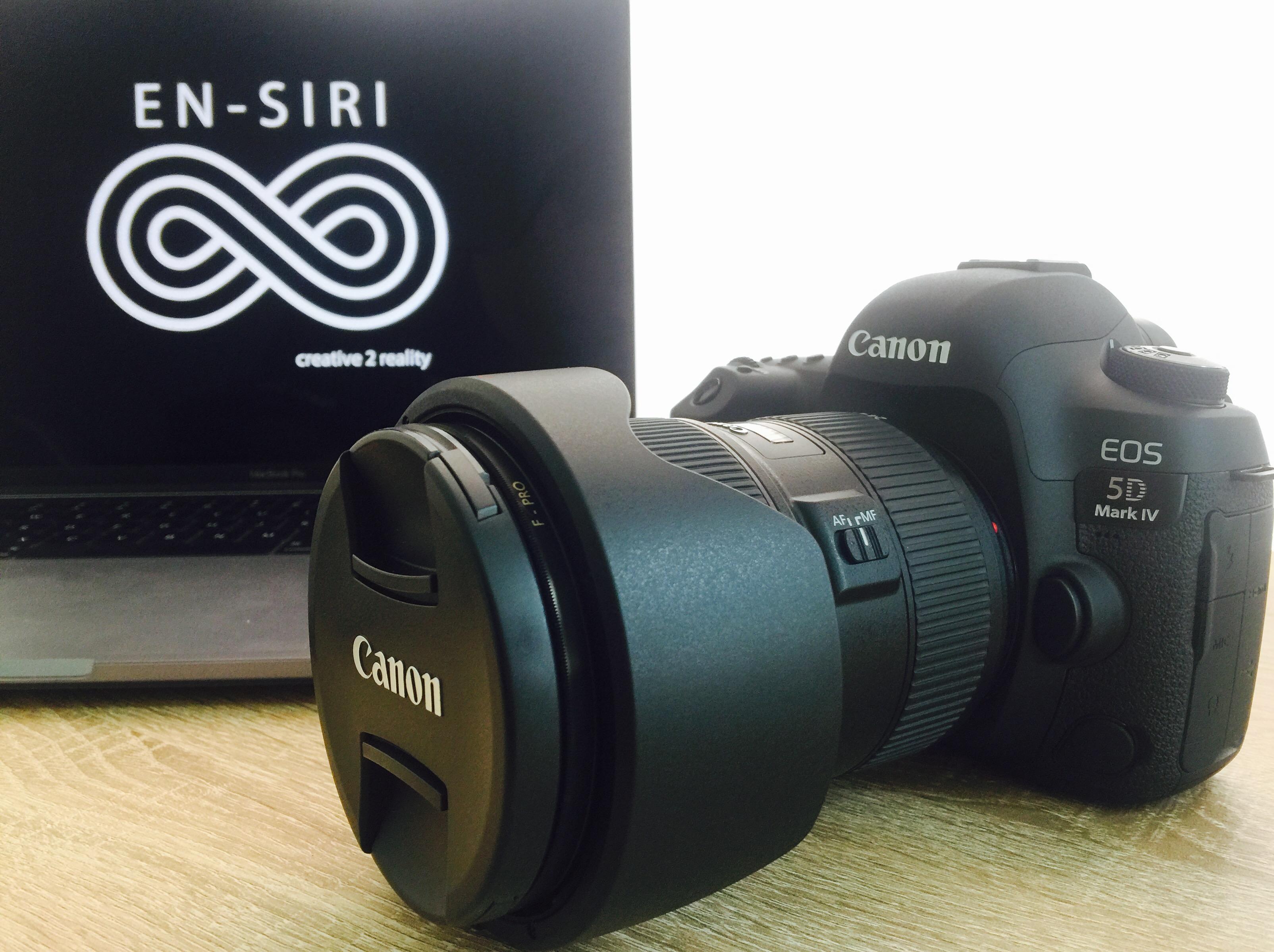 The Canon 5D Mark IV