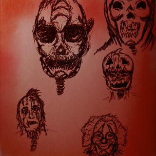 DAY 7- HALLOWEEN SPACE MASKS