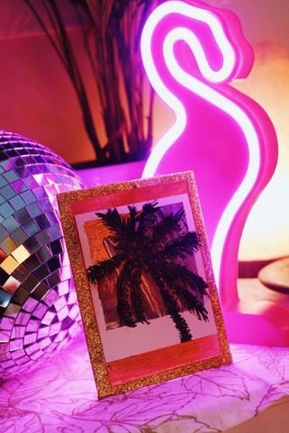 Miami Deco Polaroid
