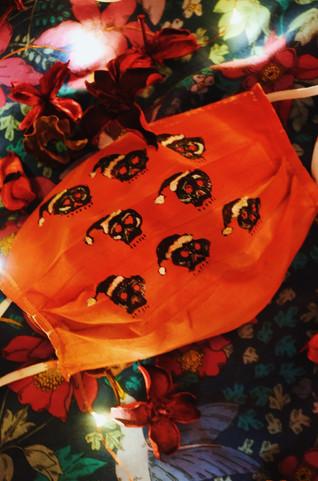 Ba-Humbug mask