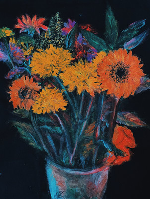 Floursecent Flowers