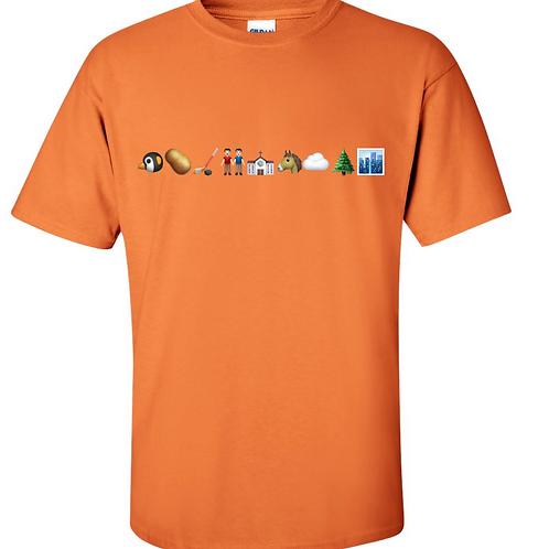 Plunge Emojis Shirt