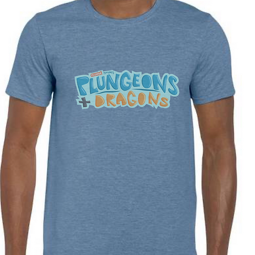Plungeons & Dragons Shirt