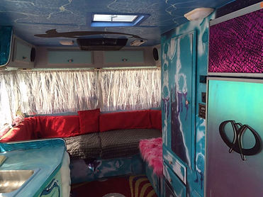 RV rental for Burningman