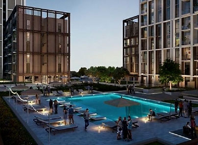 Collective-at-Dubai-Hills-Estate-Pool-Ar