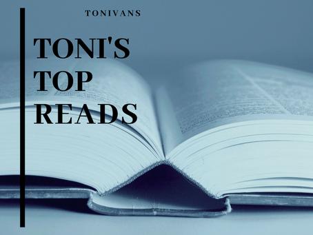 Toni's Top Reads