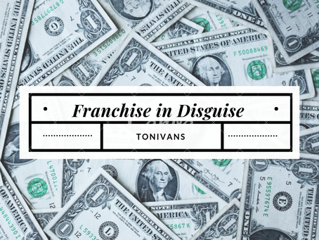 Network Marketing is a Franchise in Disguise...