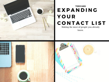 Expanding Your Contact List