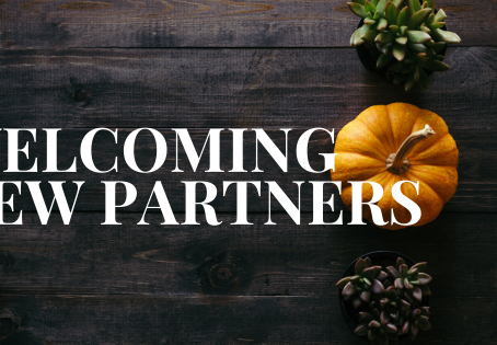 Welcoming New Partners!