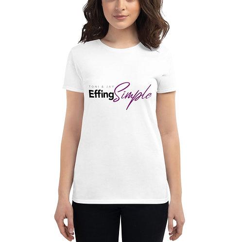 Women's Short Sleeve Fashion Fit T-Shirt