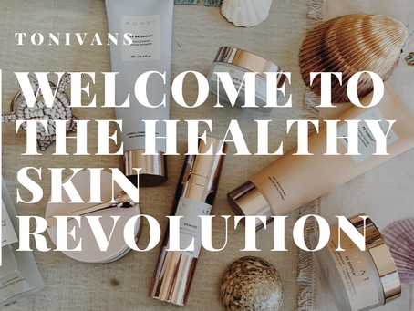 Welcome to the Healthy Skin Revolution!