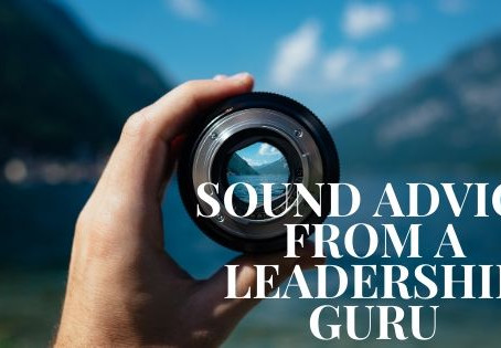 Sound Advice from a Leadership Guru