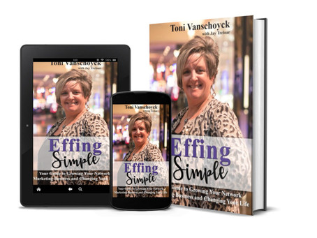 Effing Simple Book Launch