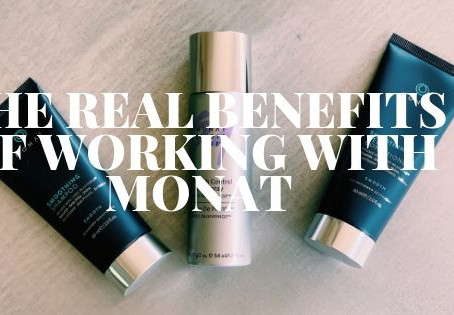 THE REAL BENEFITS OF WORKING WITH MONAT