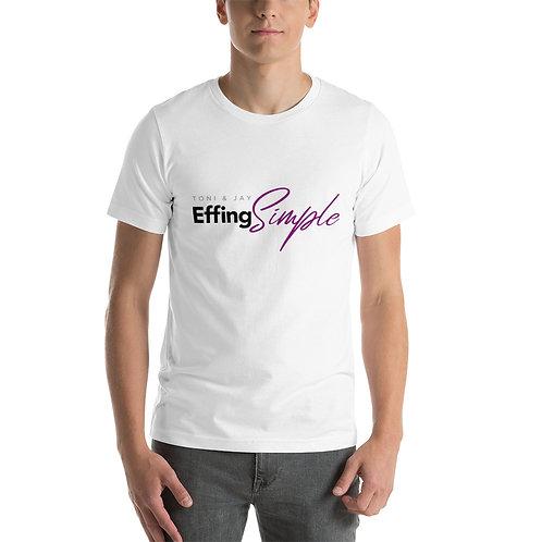 Effing Simple Short-Sleeve Men's T-Shirt