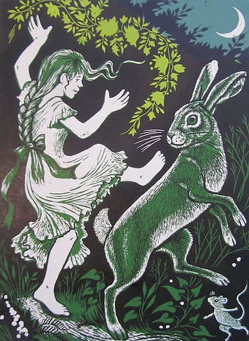 Spring Dance by Teresa Winchester