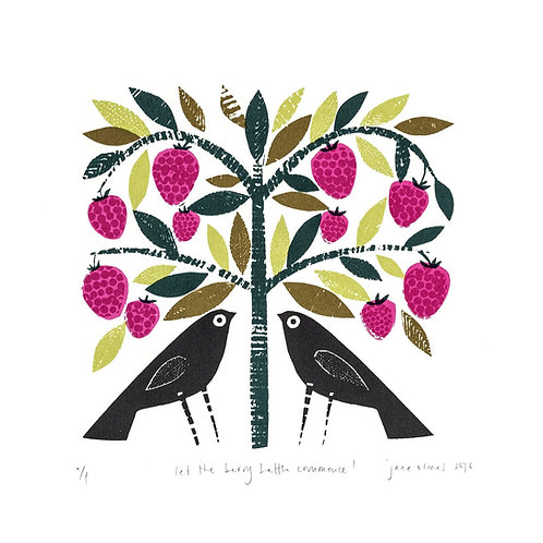 Art prints for kids rooms by Jane Ormes