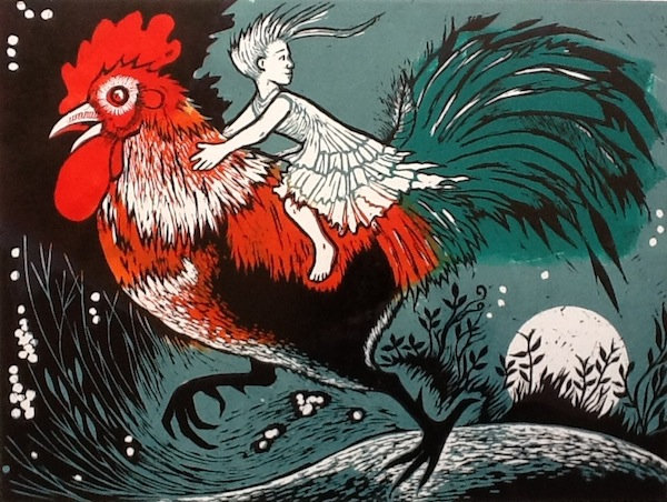 Run Rooster by Teresa Winchester