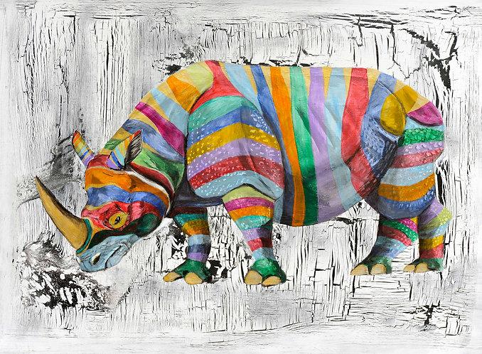 Rhino 2 by Raph Thomas