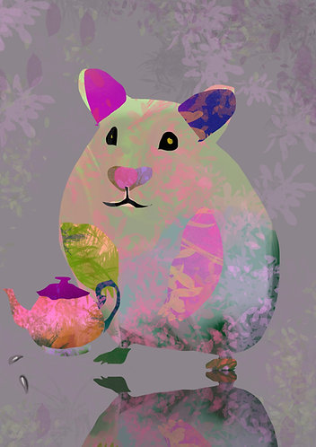 Hamster by Claire Westwood