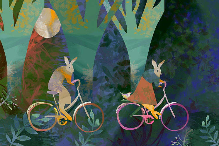 Bikes by Claire Westwood