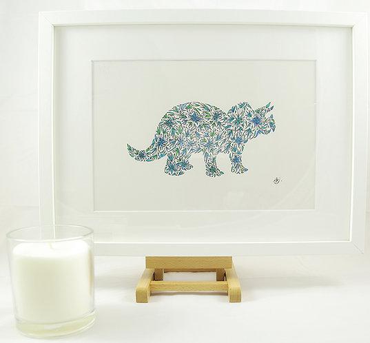 Dinosaur by Lynn Selwyn-Reeves