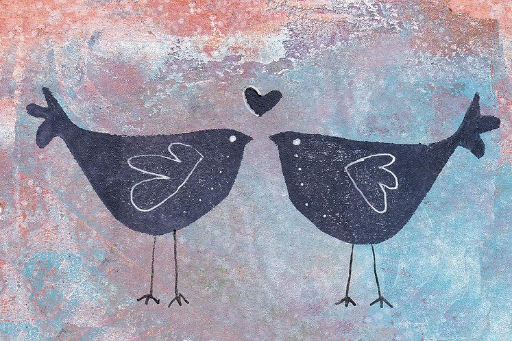 blackbird prints for kids rooms