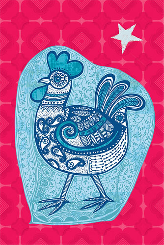 Chicken Licken picture for children