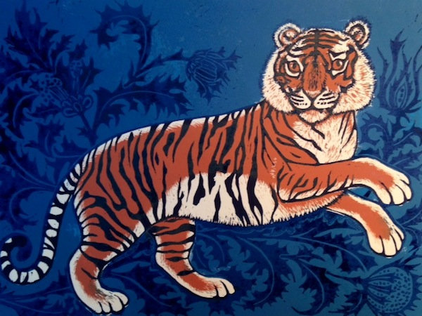 Tipu's Tiger by Teresa Winchester