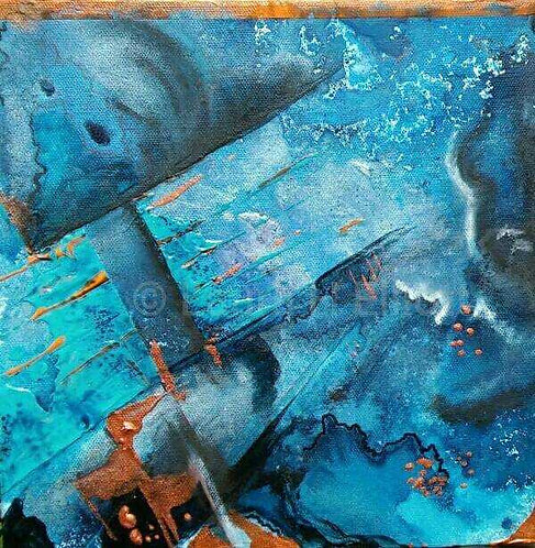 Interstellar by Laura H Elliott