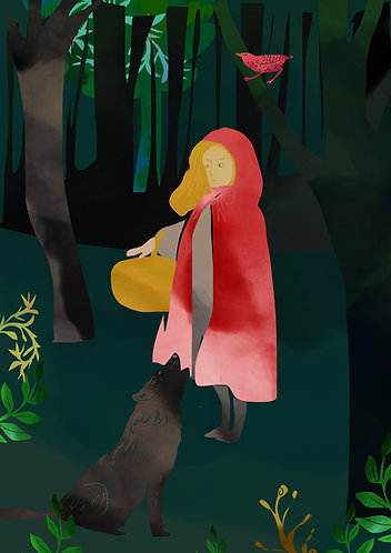 Red Riding Hood by Claire Westwood