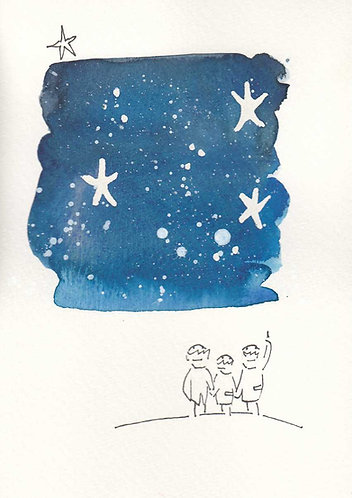 Star Gazers III by Emma Thistleton