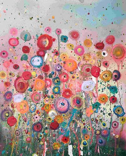 colourful art for kids rooms