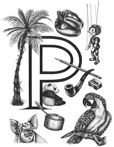 Baby name prints