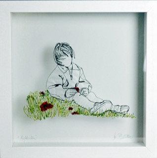 Reflection by Jo Beattie