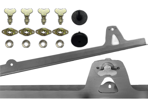 WALDEN SPEED HOOD LATCH KIT